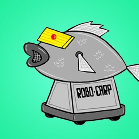 Robo-Carp