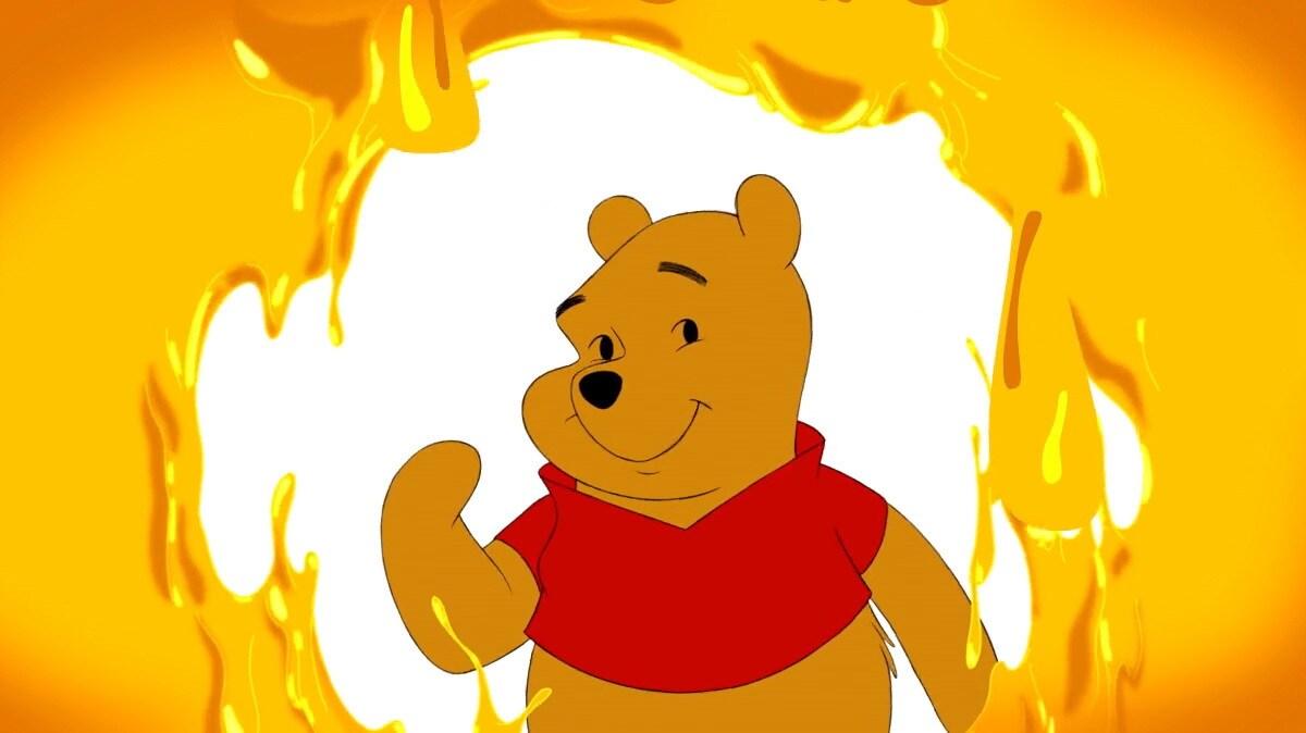 winnie the pooh disney lol