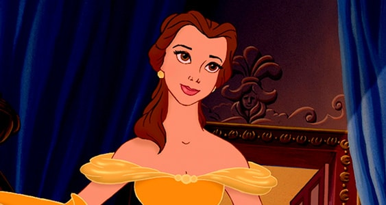disney princesses with short brown hair