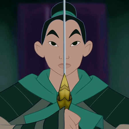 Mulan's Story | Disney Princess