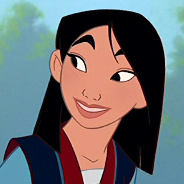 Mulan S Story Disney Princess