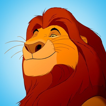 The Lion King Characters Disney Movies Mufasa King