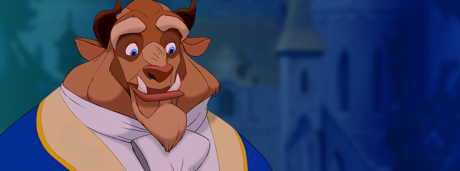 Image result for beauty and the beast beast