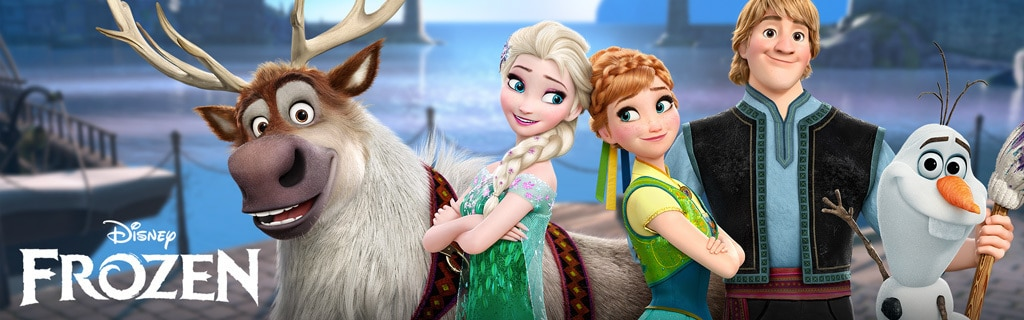 Frozen Fever- Characters Hero