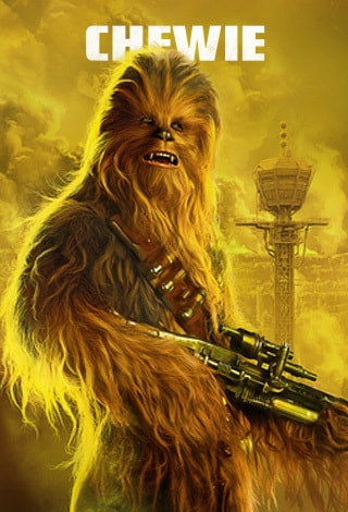 Solo - Characters - Chewie