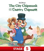 The City Chipmunk and the Country Chipmunk
