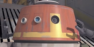 "Star Wars Rebels: ""Chopper Gets a Leg Up"""