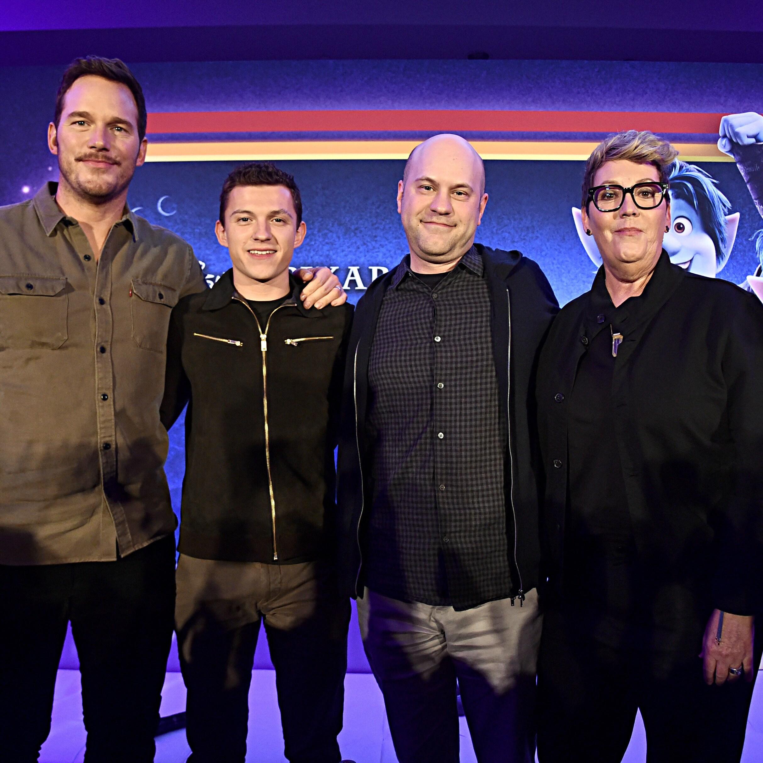 Exploring the Magic of Onward With Tom Holland, Chris Pratt, Dan Scanlon, and Kori Rae
