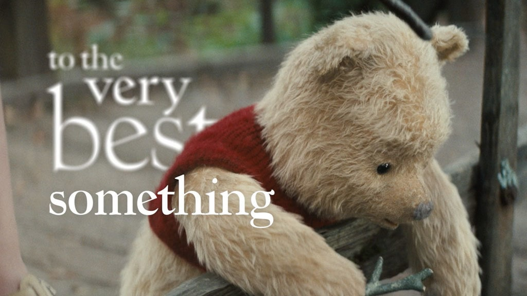 Disney's Christopher Robin Featurette - The Wisdom of Pooh