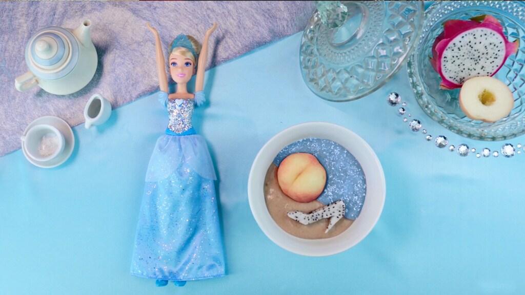 Smoothie ala Princess Cinderella