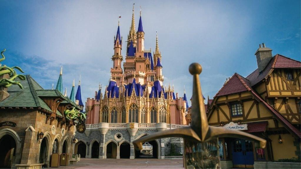 El Castillo de Cenicienta ya está listo para recibirte nuevamente en Magic Kingdom