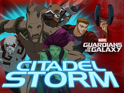 Guardians of the Galaxy: Citadel Storm