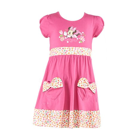 Minnie Mouse Dress Pink