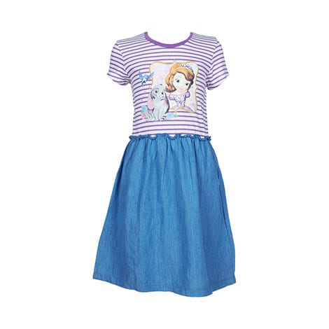 Sofia The First BABY Dress Purple By Cool Kids