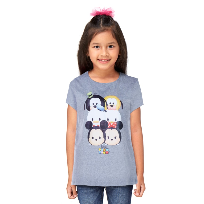 Disney Tsum Tsum Mickey and Friends T-Shirt Abu