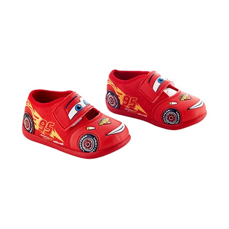 Disney Cars Baby Low Cut Shoes Red