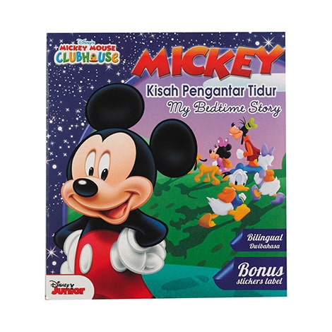 Story Book Mickey Mouse