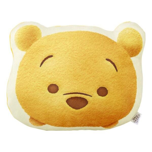Disney Tsum Tsum Winnie the Pooh Cushion-Kuning
