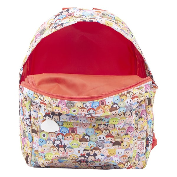 Disney Tsum Tsum Large Backpack-Pink