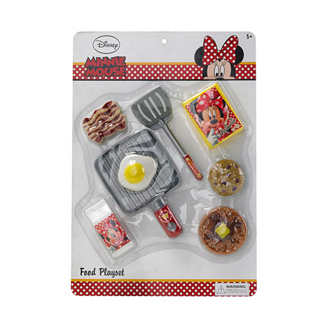 Minnie Mouse Breakfast Set