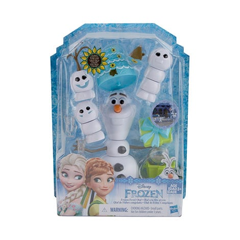 Frozen Fever Olaf and the Snowgies