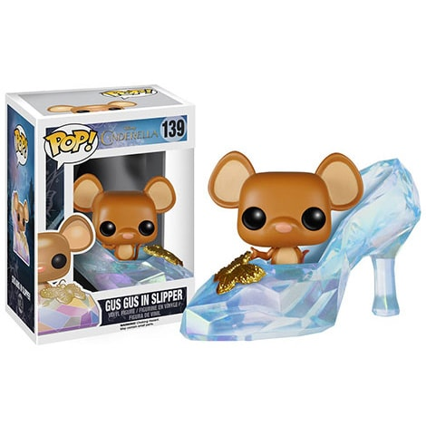 Cinderella Funko Pop Gus gus (Mouse in Sliper) Movie Series