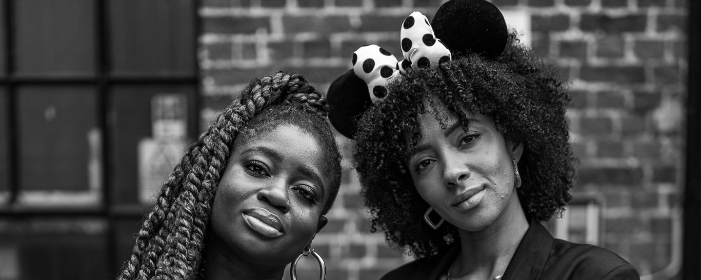 Misan Harriman Captures The Power Of Friendship With Mickey & Friends Photography Series For International Friendship Day