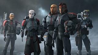 "Clone Force 99 ""The Bad Batch"""