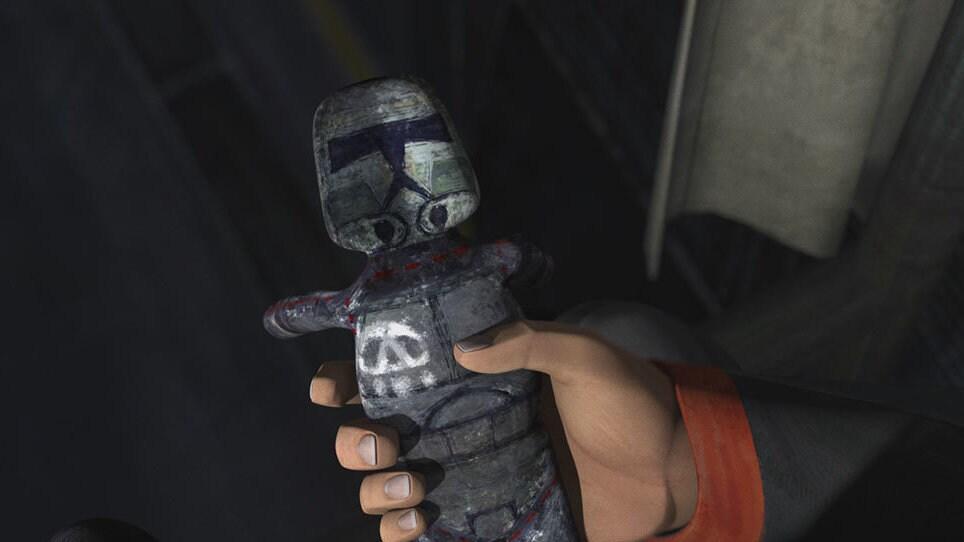Clone Trooper doll
