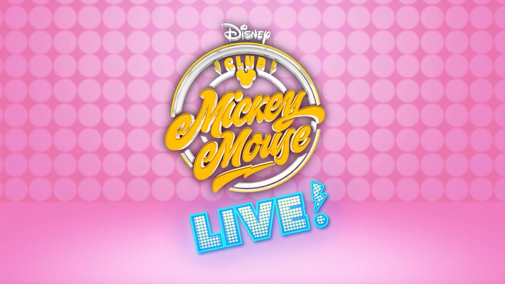 Club Mickey Mouse is going on tour!