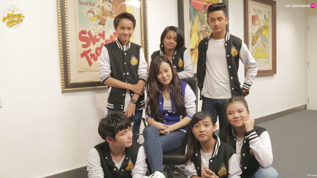 Meet Southeast Asia's First Mouseketeers!