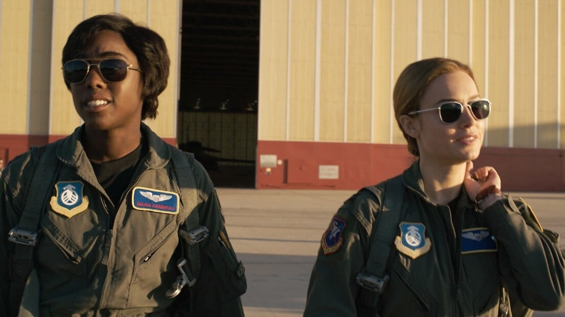 6 Things We Learned After Chatting with the Legendary Cast of Marvel Studios' Captain Marvel