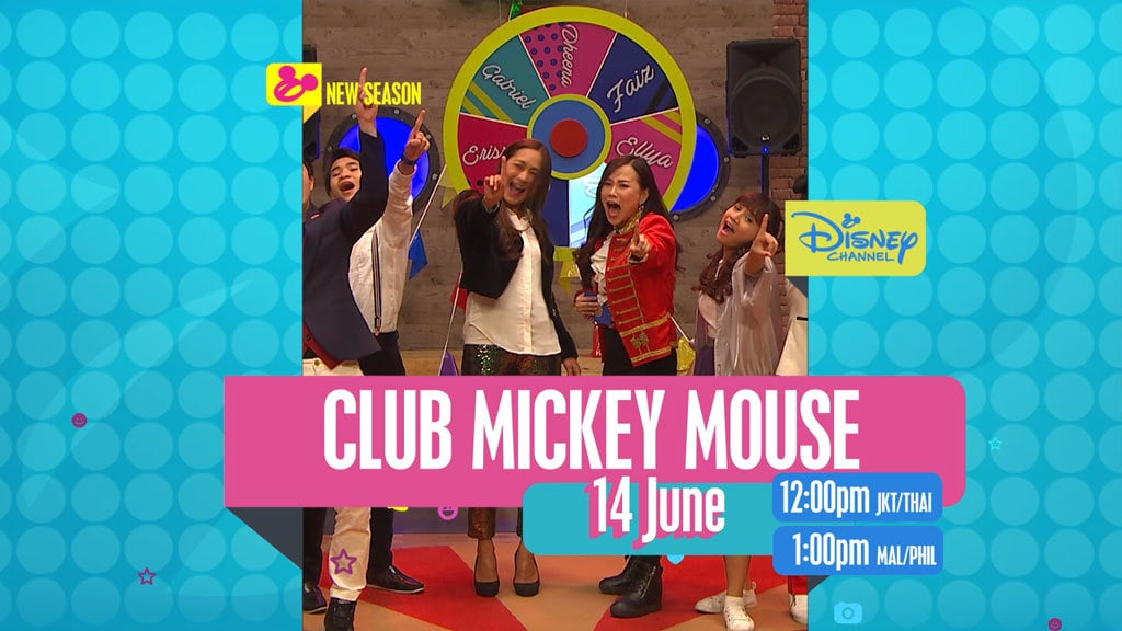 Club Mickey Mouse is Back