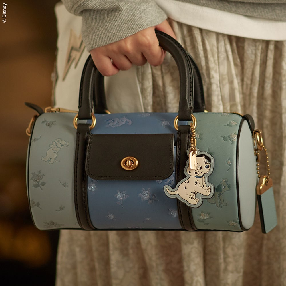 Disney themed handbag from the Coach Spring Collection