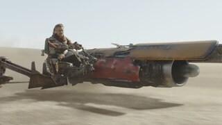Cobb Vanth's speeder