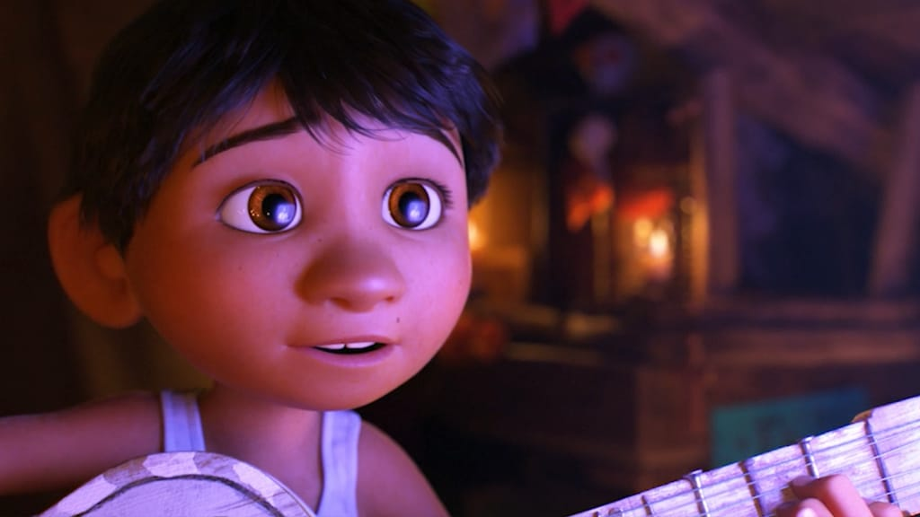 """Find Your Voice"" Trailer - Disney•Pixar's Coco"