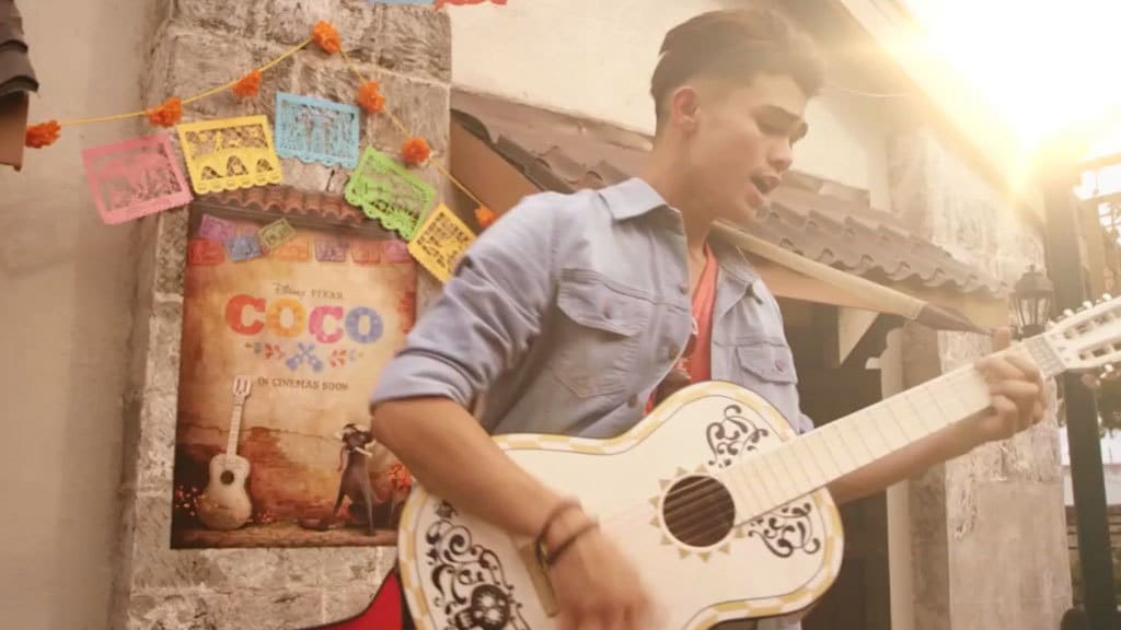 """Remember Me"" From Disney-Pixar's ""Coco"" by Inigo Pascual 60 secs"