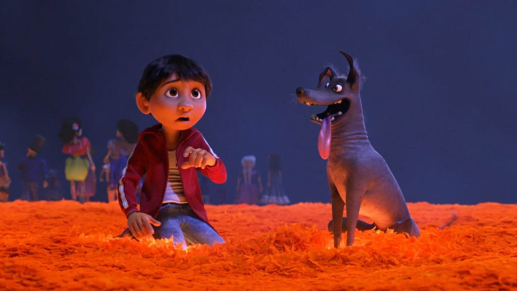 Disney/Pixar's Coco - Official Trailer