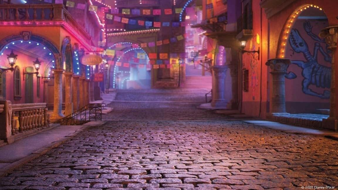 ¡Decora tu próxima video conferencia con fondos de Pixar!