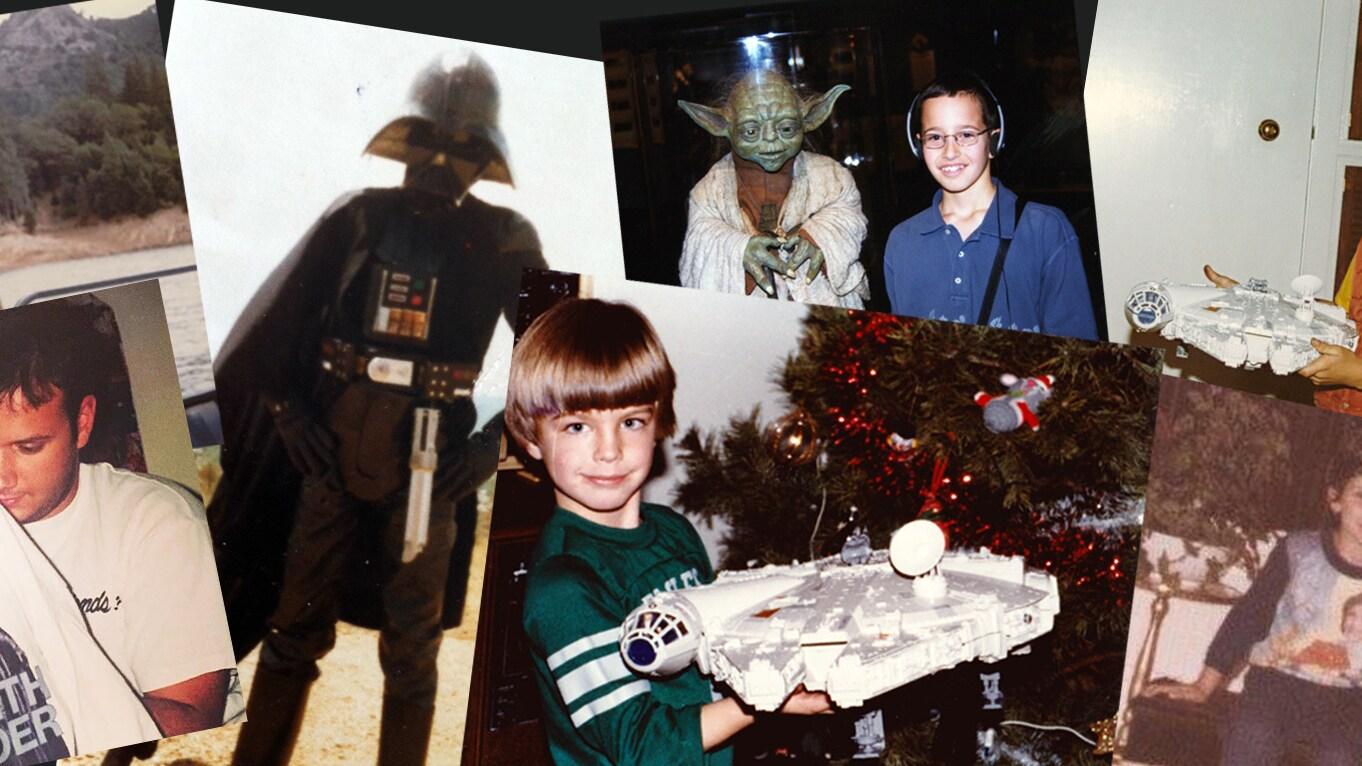 The Empire Strikes Back: A Lucasfilm Family Album