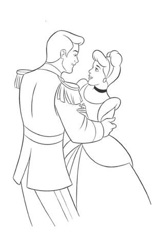 coloriage les princesses disney avec les dessins en ligne sur