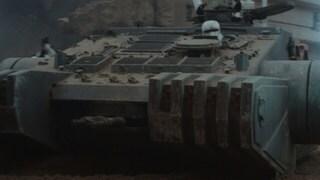 Imperial combat assault tank pilots