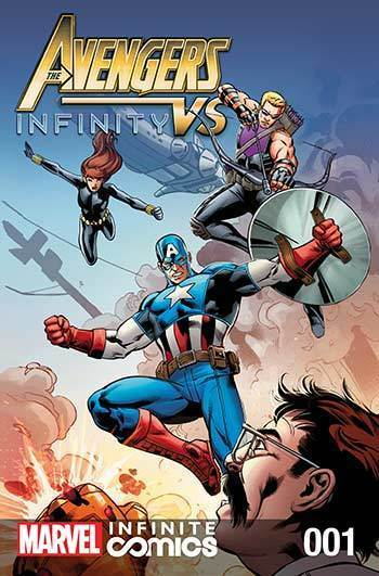 Avengers Vs Infinity Infinite Comic #1