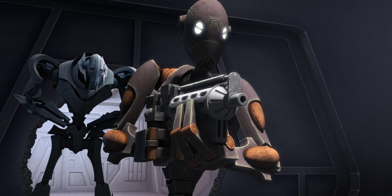 Commando Droid Starwars Com