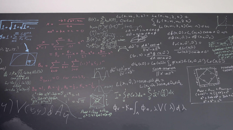 equations from Pixar animators
