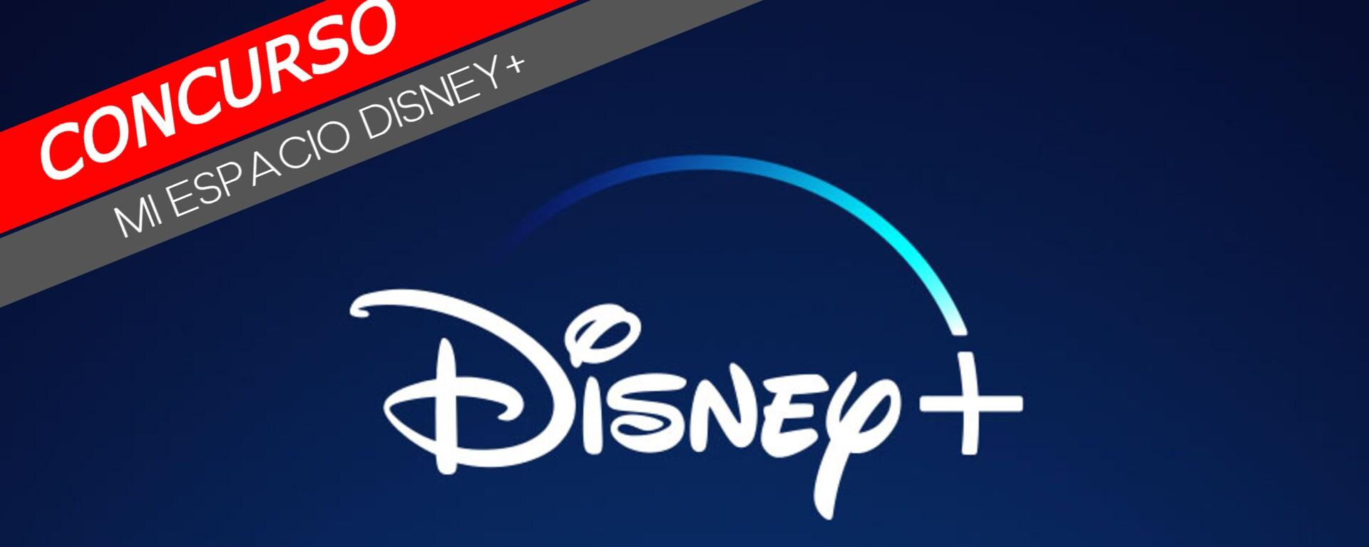 """Concurso """"Mi Espacio Disney+"""""""