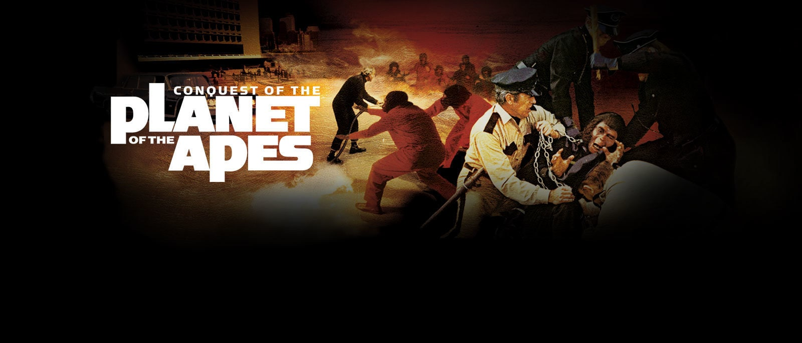 Conquest of the Planet of the Apes Hero