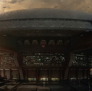 Coruscant Senate Building