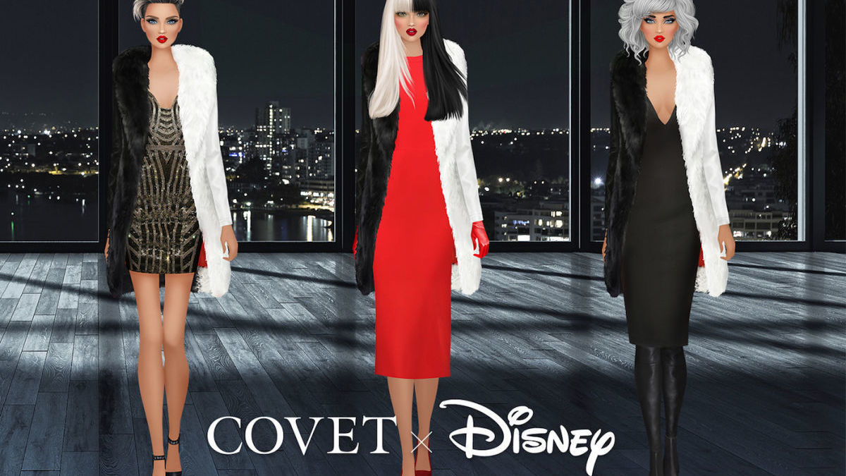 Covet Fashion Has Disney-Inspired Style Challenges and We Now Know How We'll Be Spending All of Our Free Time