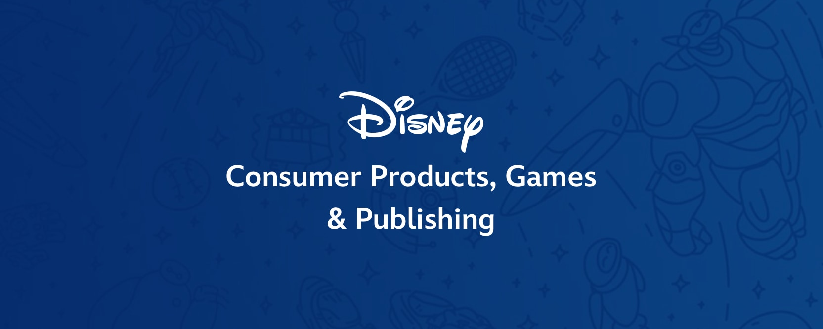 Disney Consumer Products, Games & Publishing